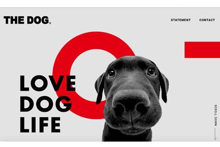 THE DOG(ザ・ドッグ)公式ブランドサイト