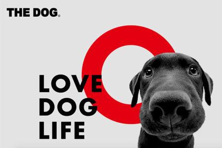 THE DOG(ザ・ドッグ)公式ブランドサイトがオープンいたしました。