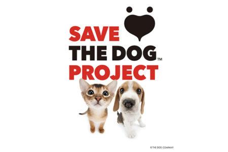 犬や猫を支える支援活動『SAVE THE DOG PROJECT』発足
